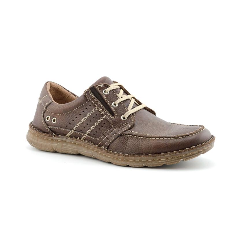Muška kožna cipela - 6777