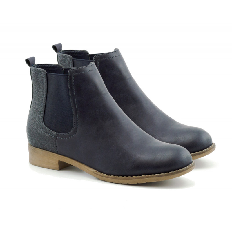 Ženske poluduboke čizme - L30619-1