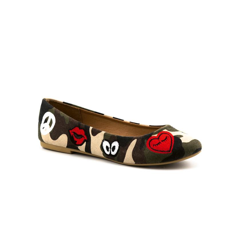 Ženske cipele - Baletanke - L80050