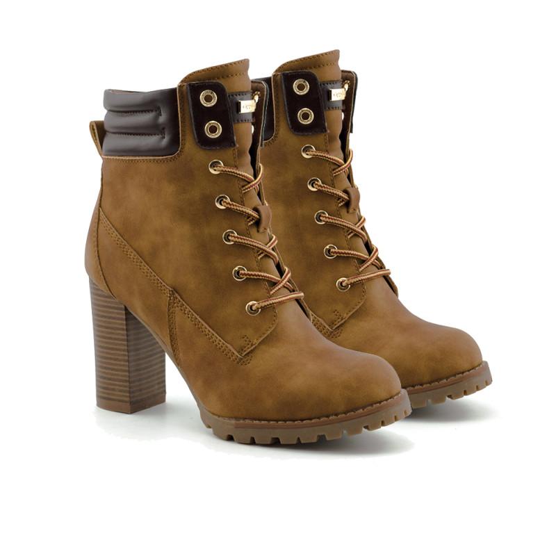 Ženske poluduboke čizme - LH35602