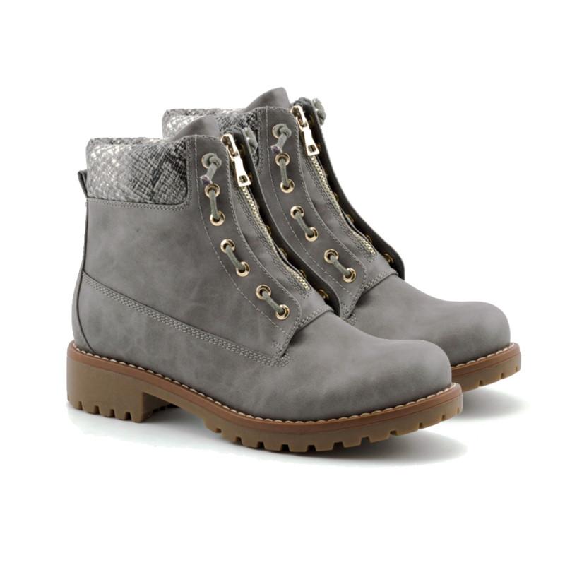 Ženske poluduboke čizme - LH35605