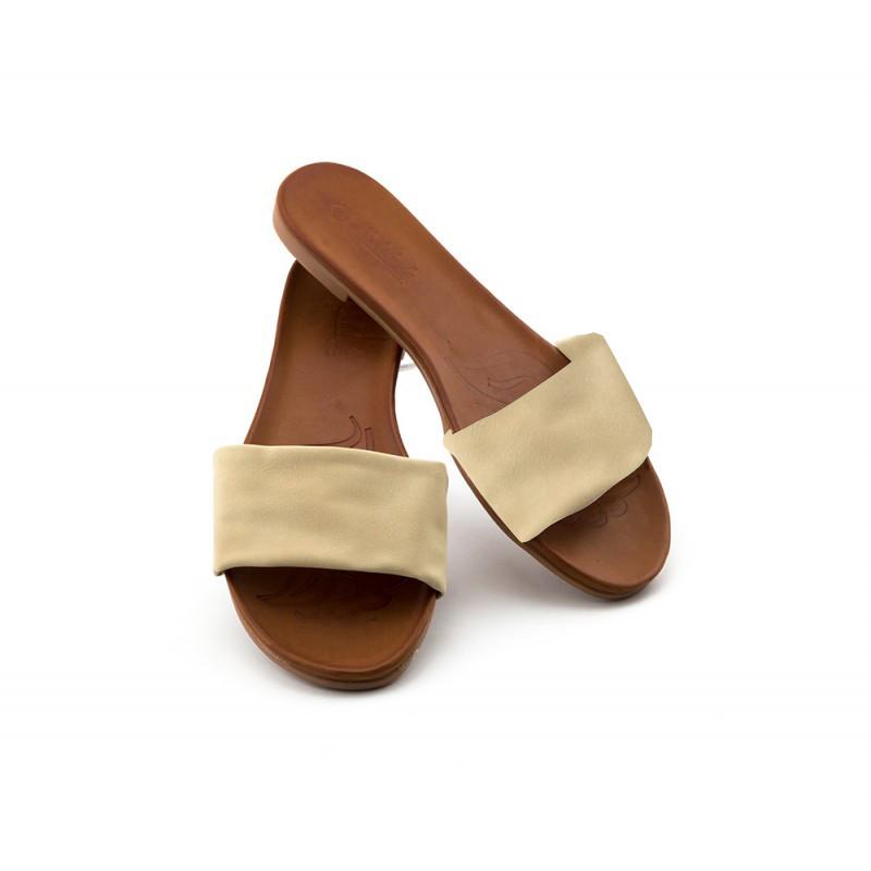 Ženske papuče - ravne - LP15413