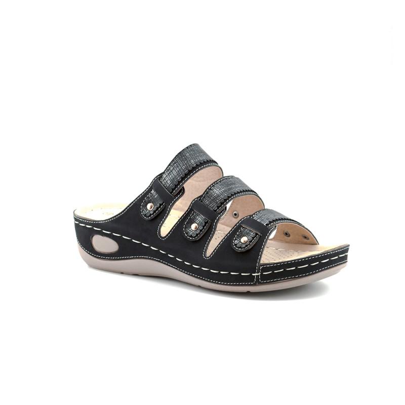 Ženske papuče - Ravne - LP81040