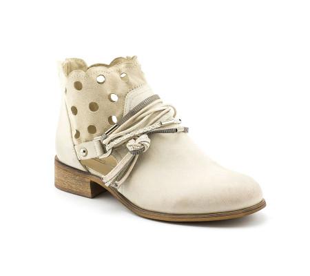 Ženske poluduboke cipele - L90627