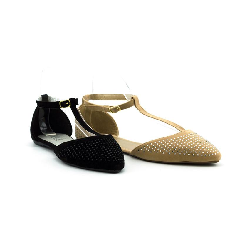 Ženske sandale - Ravne - L15058