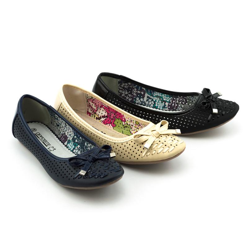 Ženske cipele - baletanke - L32501