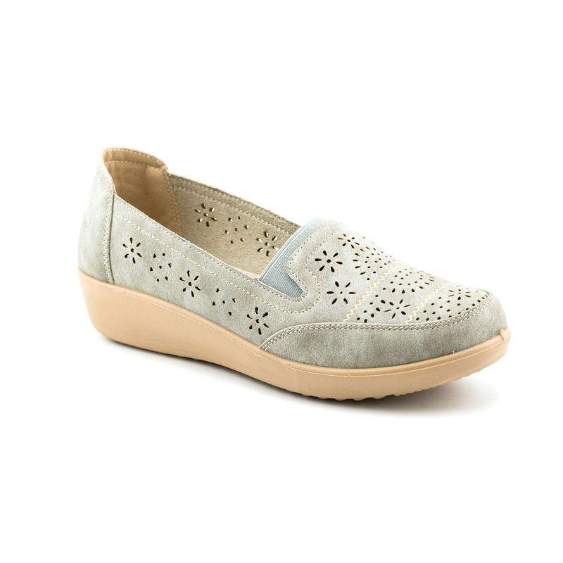 Ženske cipele - Mokasine - L90902