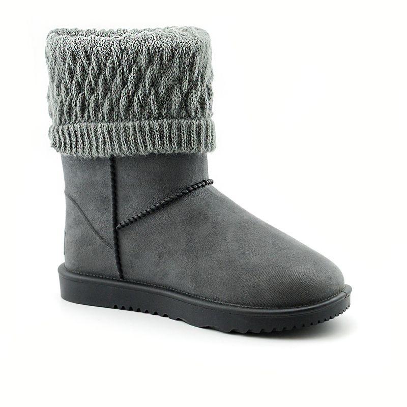 Ženske čizme - LH86660-1