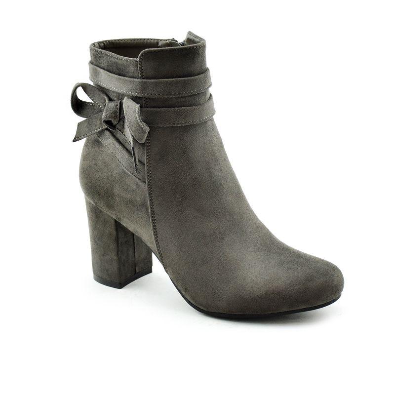 Ženske poluduboke cipele - LH96602