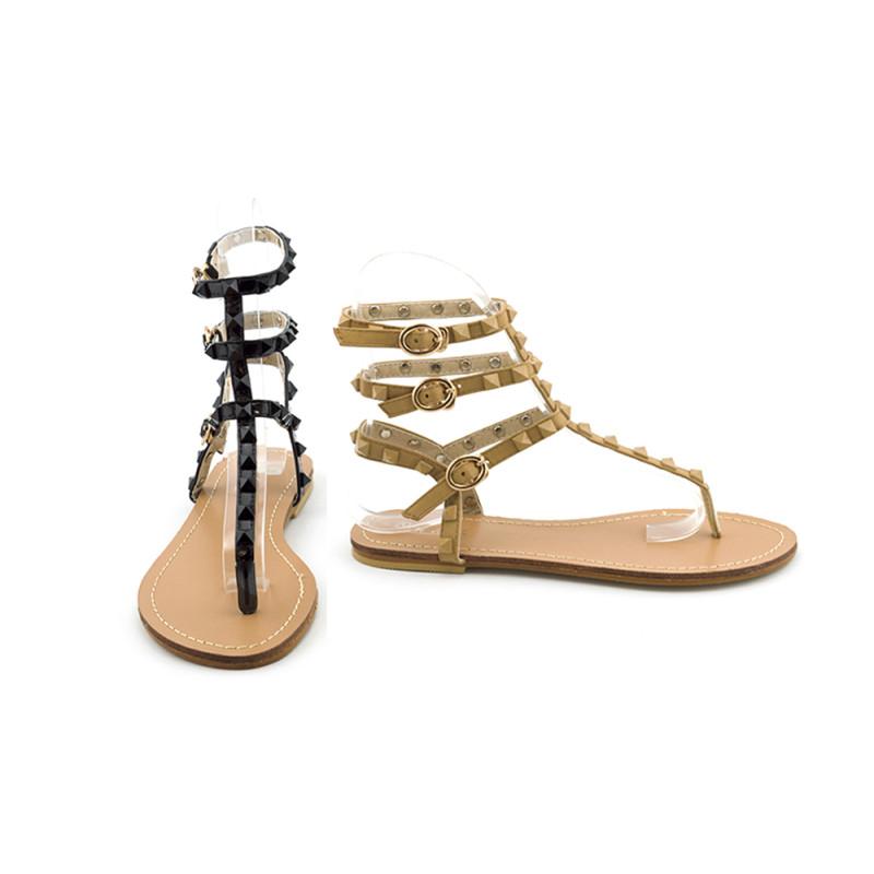 Ženske sandale - ravne - LS0046
