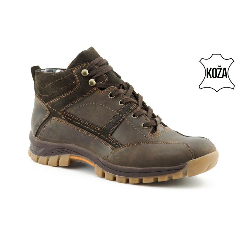 Muške poluduboke cipele - SG029-2501